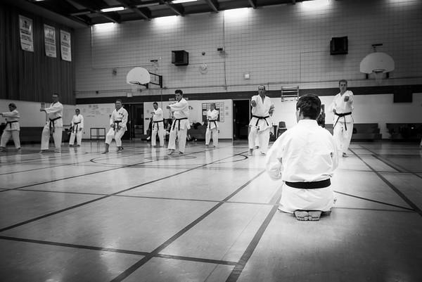 Black Belt Grading - October 2016