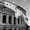 Teatro Marcello, A little slice of light