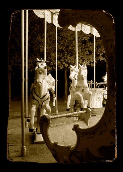 Carousel in Tuilleries