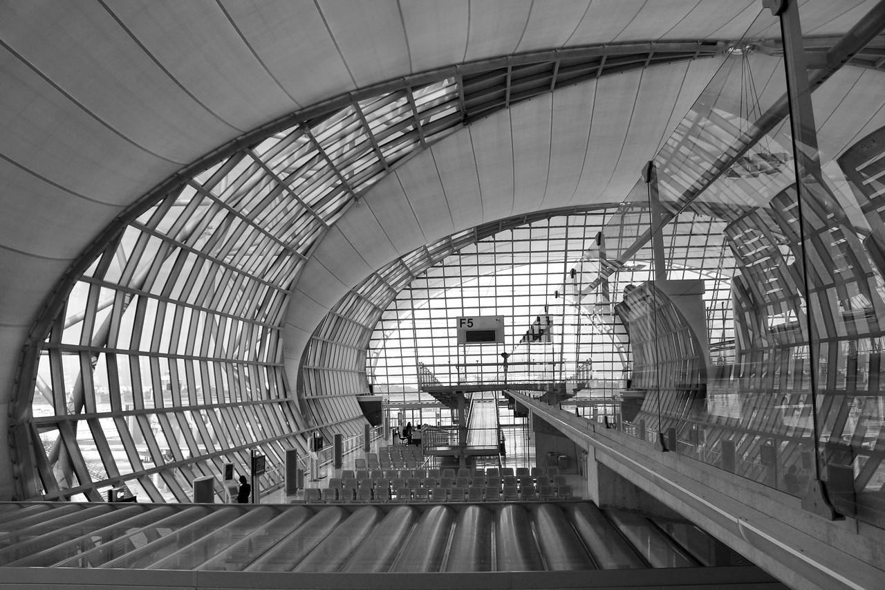 Bangkok International Airport, Thailand