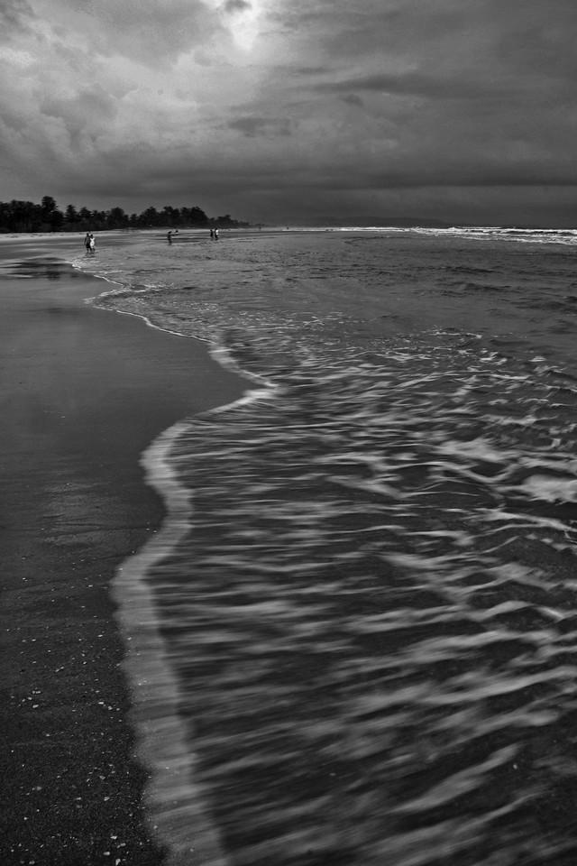 Beach at Club Mahindra resort; Goa, India