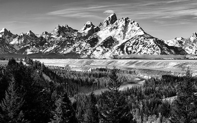 Ansel Adams Point Mono