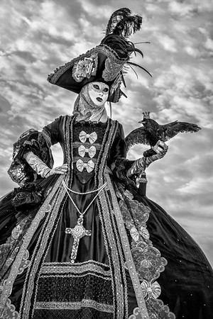 Venetian Carnaval Model
