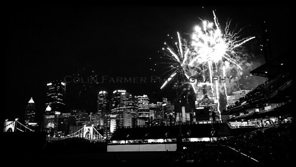 PNC Park Fireworks Display