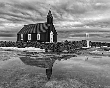 Burdie Church of Iceland