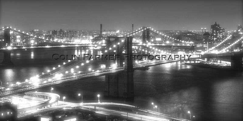 Over the East River