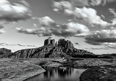 Cathedral Rock Vista in Mono