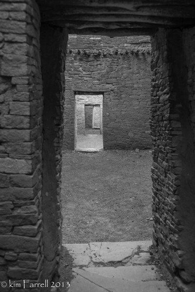 Chaco doors.