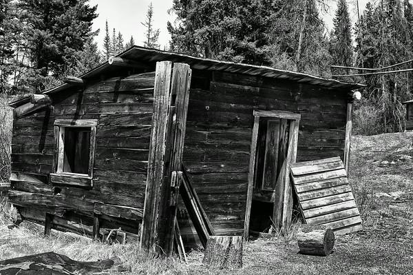 Garnet Ghost Town, Montana