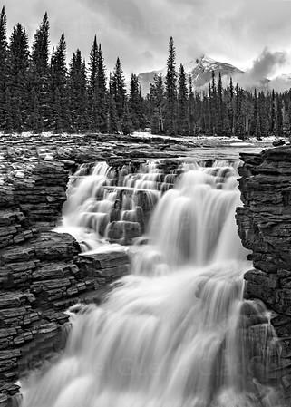 Athabasca  Falls, Jasper, NP