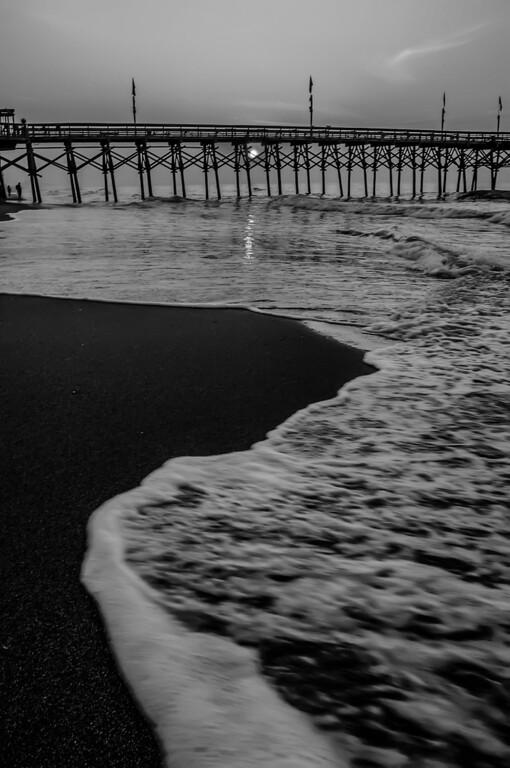 morning at  Myrtle Beach South Carolina