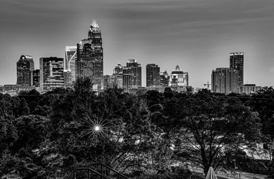 charlotte north carolina skyscrapers