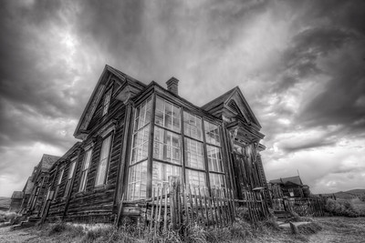 The Cain HouseBodie, CA     ©Karen Hutton - Creative Commons (CC BY-NC 3.0)