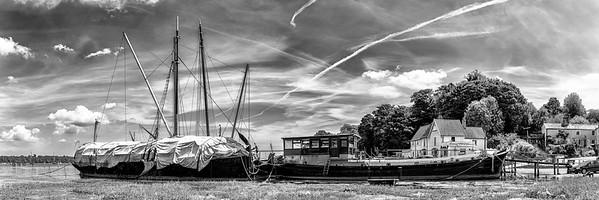 Pin Mill - Suffolk