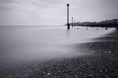 Seafront at Felixstowe, Suffolk