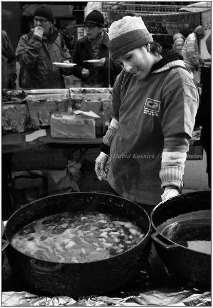 Street Vendor - New York City