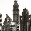 Tribune Tower & Wrigley Building © Copyright Ken Welsh