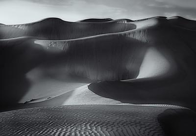 Sunset light in the dunes A739515BN
