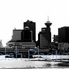 """Vancouver Skyline""  © Copyright Ken Welsh"