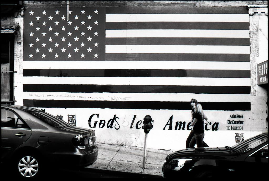 Gods less America