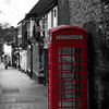 """Telephone""<br /> <br /> Warwick, England  <br /> © Copyright  Ken Welsh"