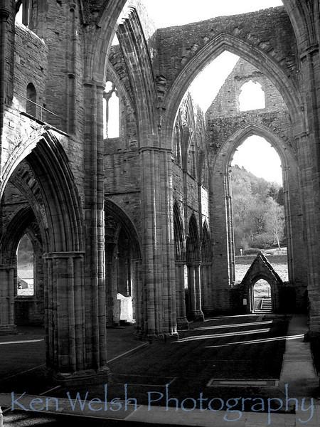 Tintern Abbey   © Copyright Ken Welsh