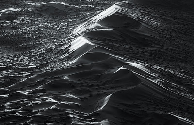 Dunes from the helicopter BN 7R48549