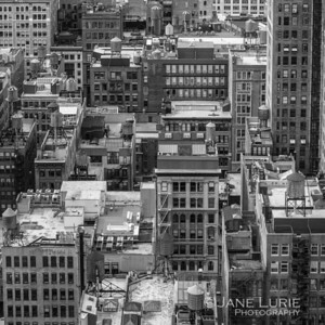 Rooftops, NYC
