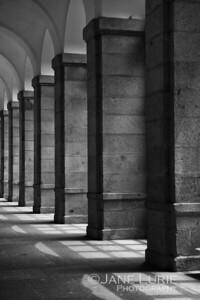 Columns, Madrid