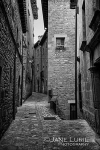 Alley, Sos, Spain