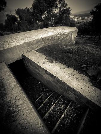 La escalera de la muerte