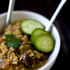 Kadamba Saadam - Indian spiced rice, lentil and vegetables