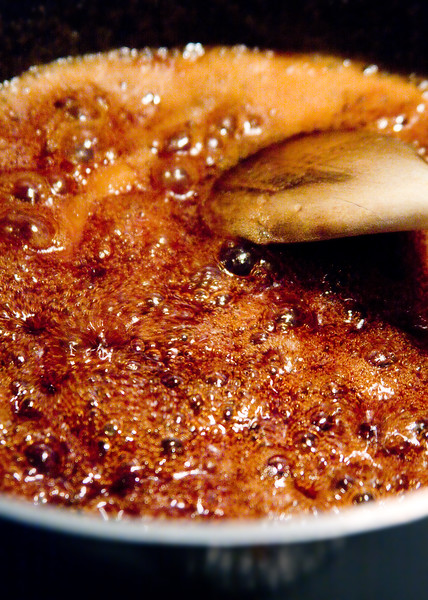 Jaggery (Indian sugar) syrup