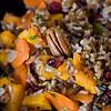 Pecan, Squash, Cranberries Speckled Wild Rice