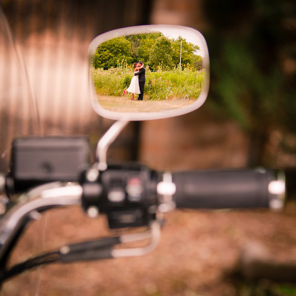 Summer Wedding Photography at Janesville Rotary Botanical Gardens near Madison, Rockford, and Chicago.