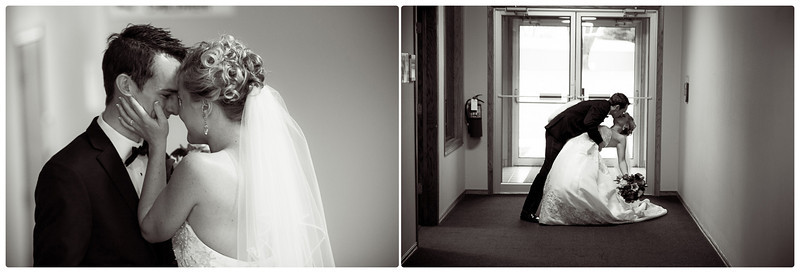 Rachel & Seth's wedding at Harvest Bible Chapel and Forest Hills Country Club in Rockford, IL