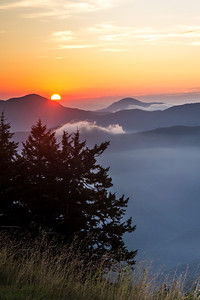 Blue Ridge Sunrise, #2
