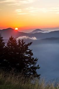 Blue Ridge Sunrise, #2