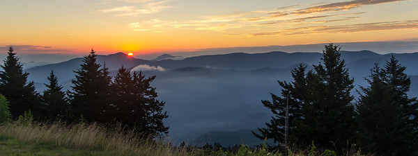Blue Ridge Sunrise, #1