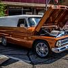 Chevy C10 Panel Truck