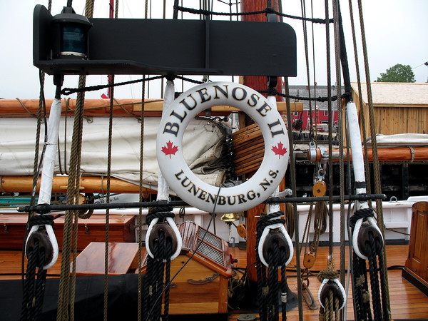 Bluenose Lifesaver<br /> Lunenburg, Nova Scotia