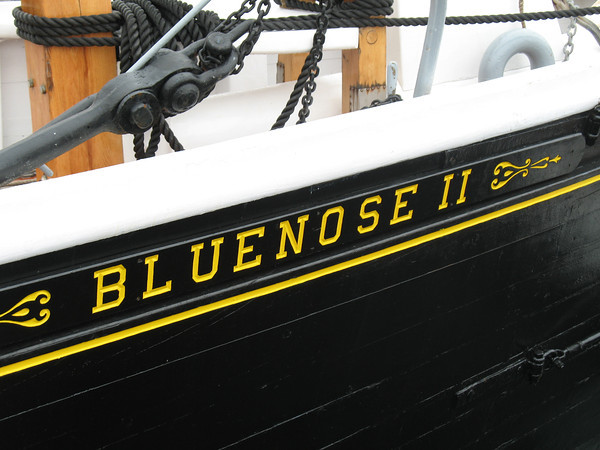 Bluenose II Port<br /> Lunenburg, Nova Scotia