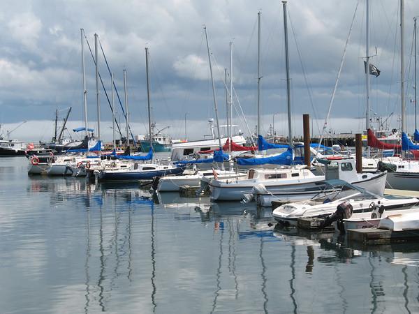 Digby Marina<br /> Digby, Nova Scotia