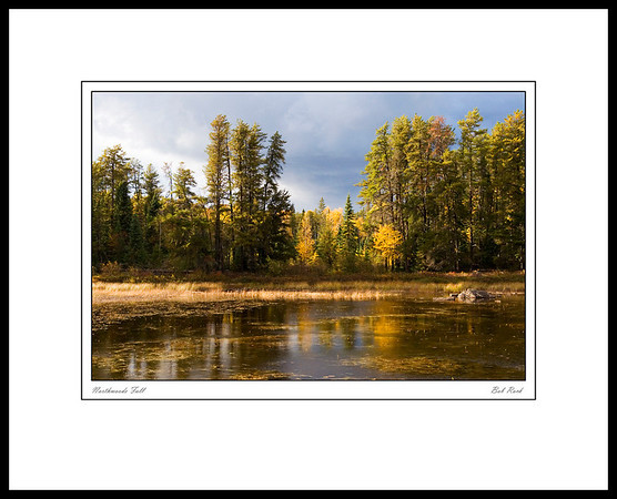 Northwoods Fall  (2010-015-0130)