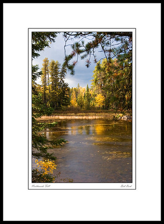 Northwoods Fall  (2010-015-0129)