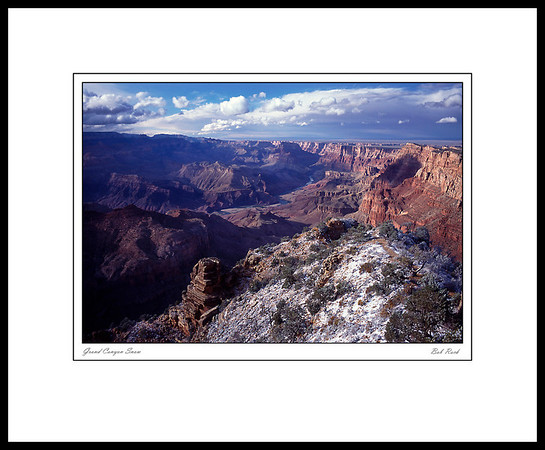 4590 Grand Canyon Snow