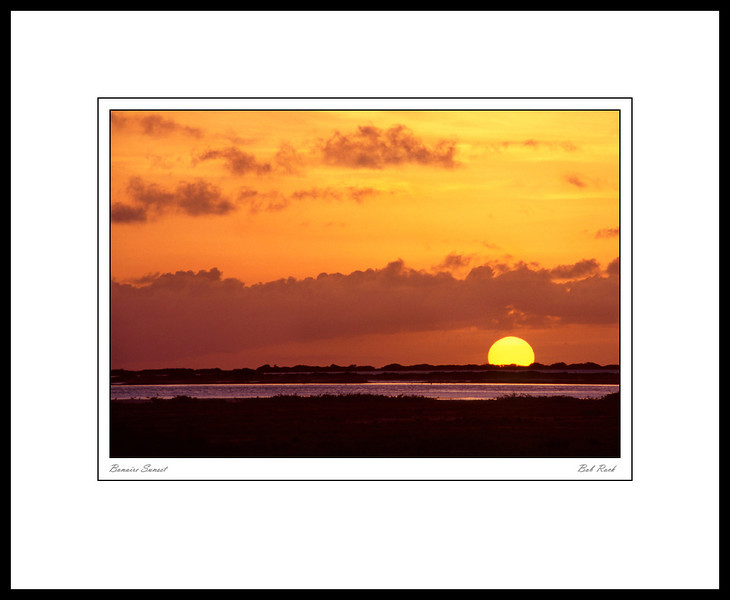 5294 Bonaire Sunset