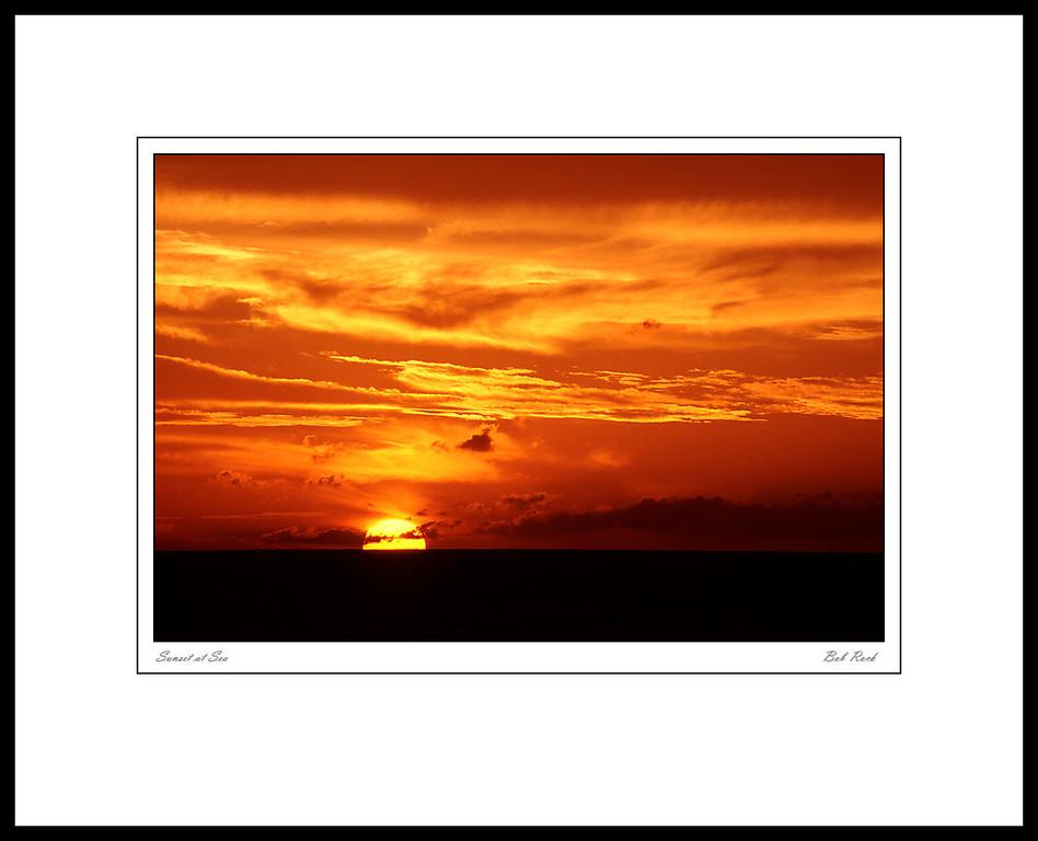 Sunset at Sea (5149)