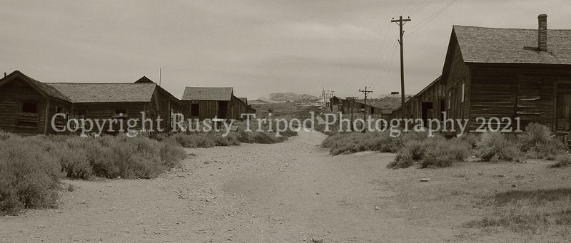 Bodie Back Roads