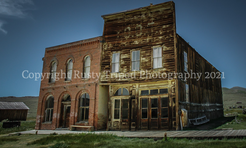 Bodie Downtown